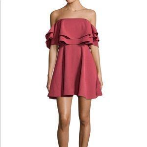 NWT Keepsake Twofold Mini dress Sz small